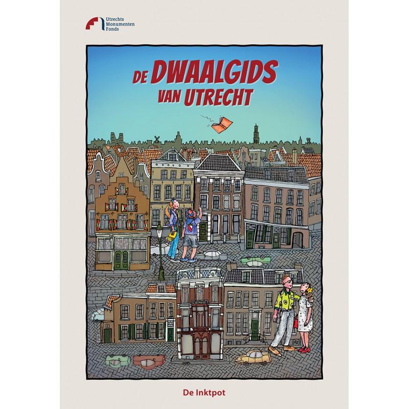 omslag De Dwaalgids van Utrecht