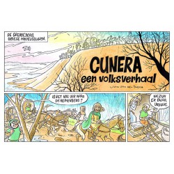Cunera, een volksverhaal: Wilma van den Bosch