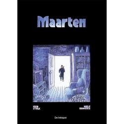 omslag Maarten